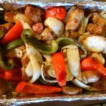 Sausage Peppers and Onion